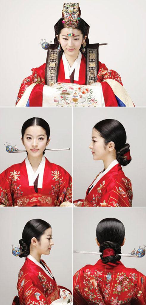 Традиционные прически Кореи фото 3