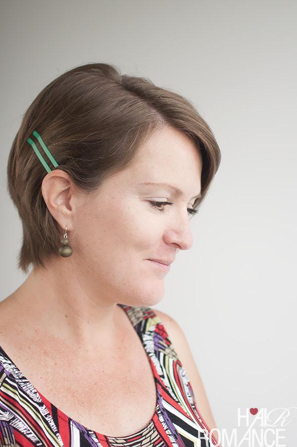 Укладка коротких волос фото 1