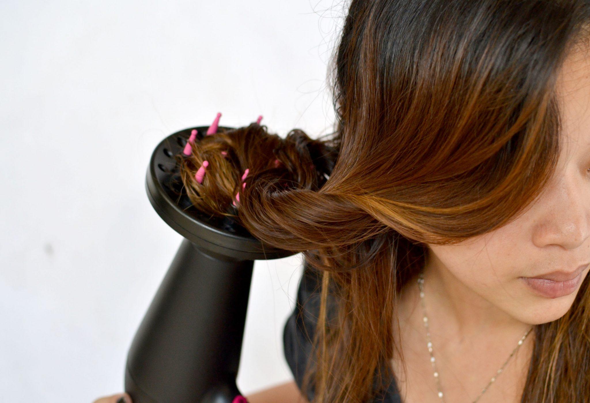 Укладка волос феном с диффузором схема - grigadiska.ru
