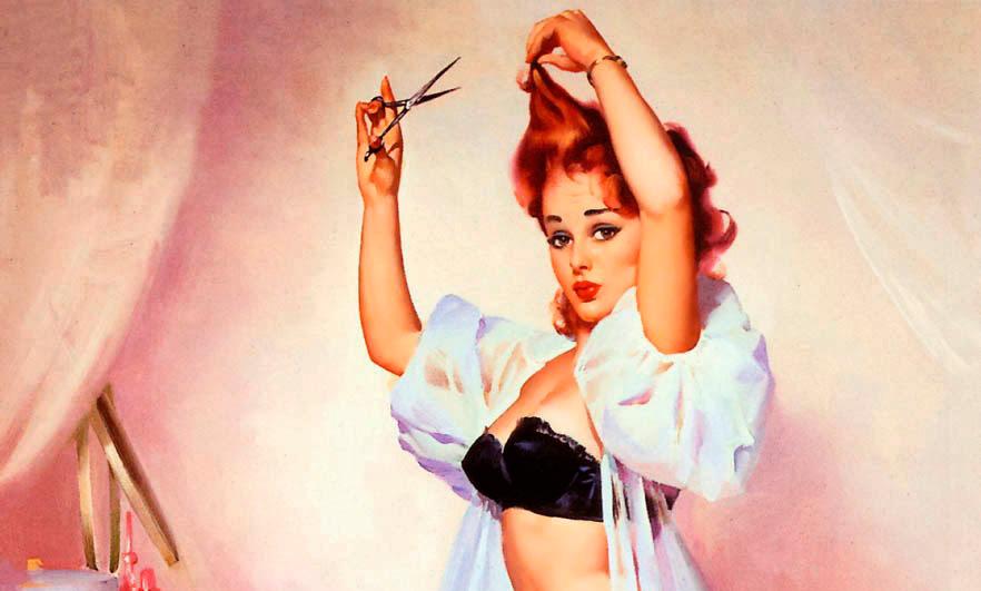 Прически 30 х годов фото женские на короткие волосы
