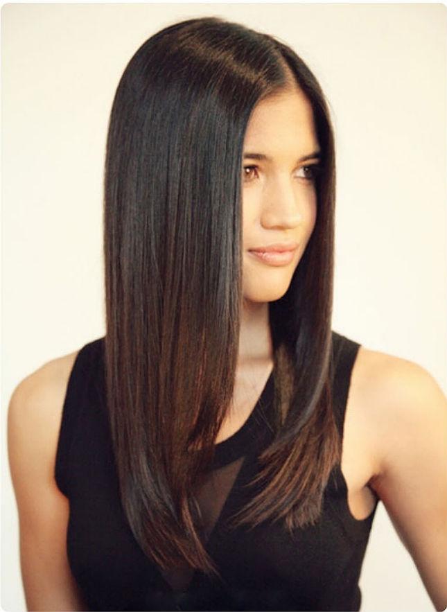 распущенные волосы фото 1