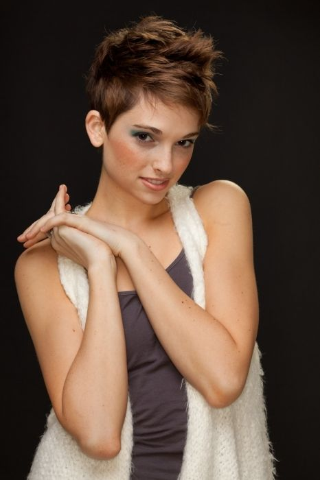 омбре на короткие волосы: фото 15