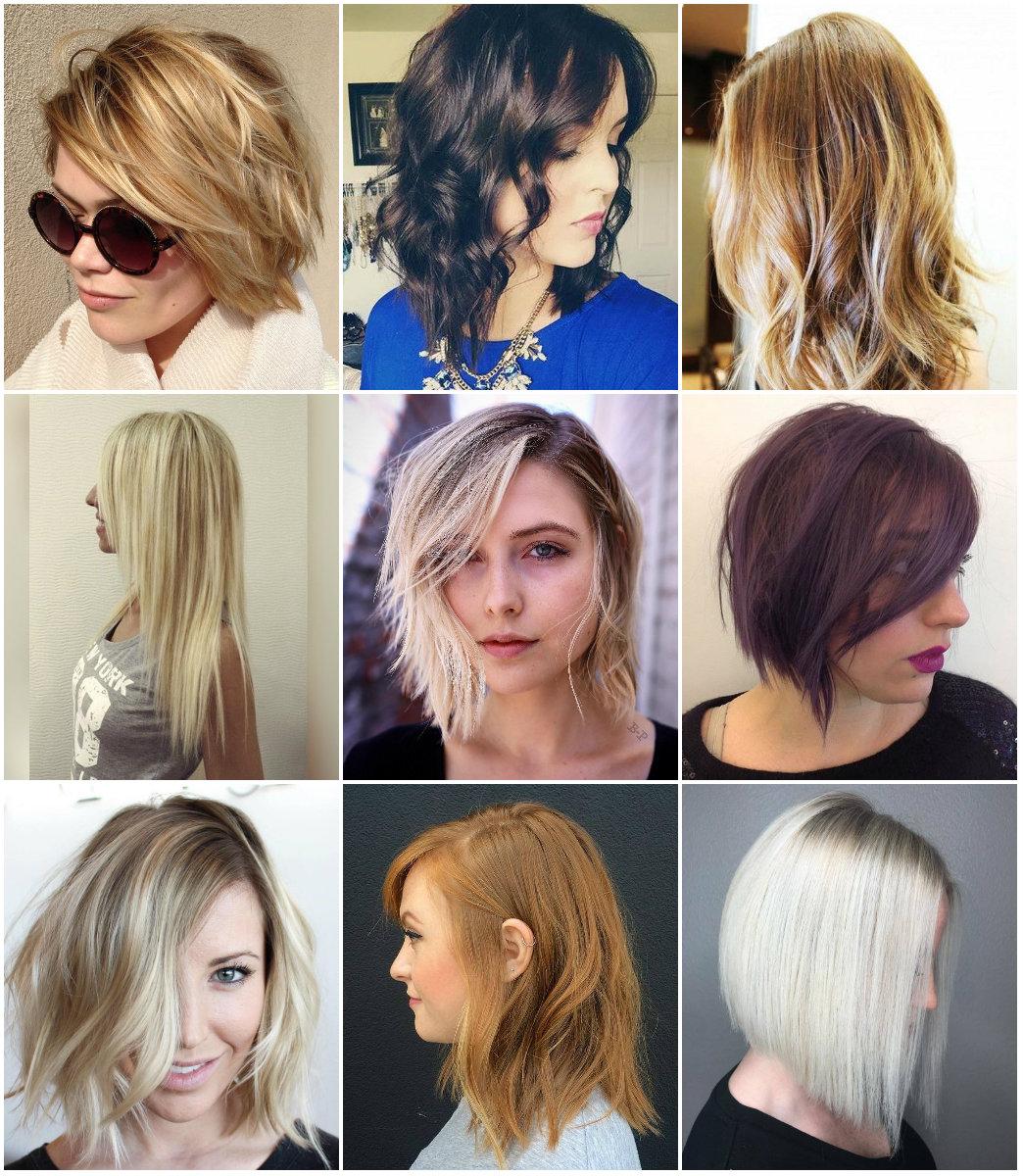 Стрижки для редких волос фото 1
