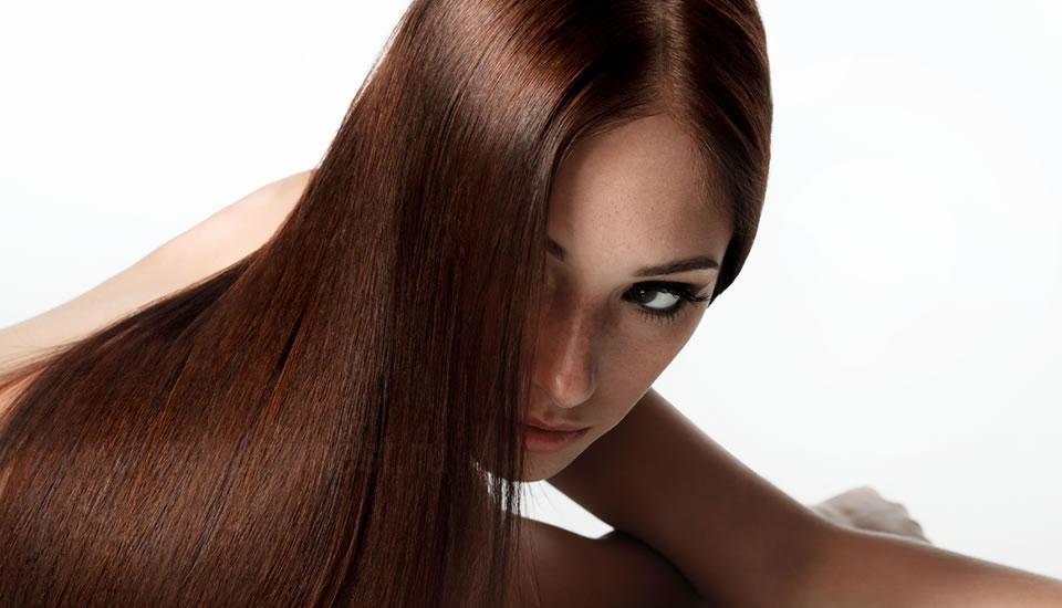 блестящие волосы фото 5