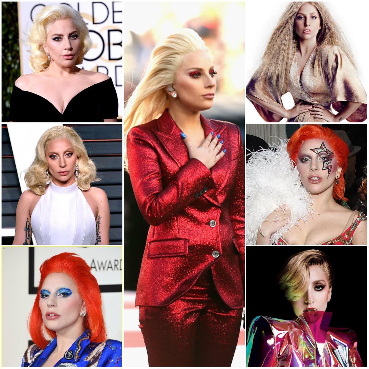 леди Гага 2016
