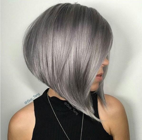 окрашивание коротких волос: фото 7