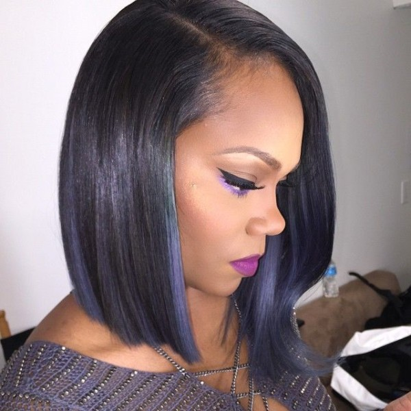 окрашивание коротких волос: фото 8