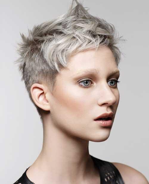 окрашивание коротких волос: фото 26