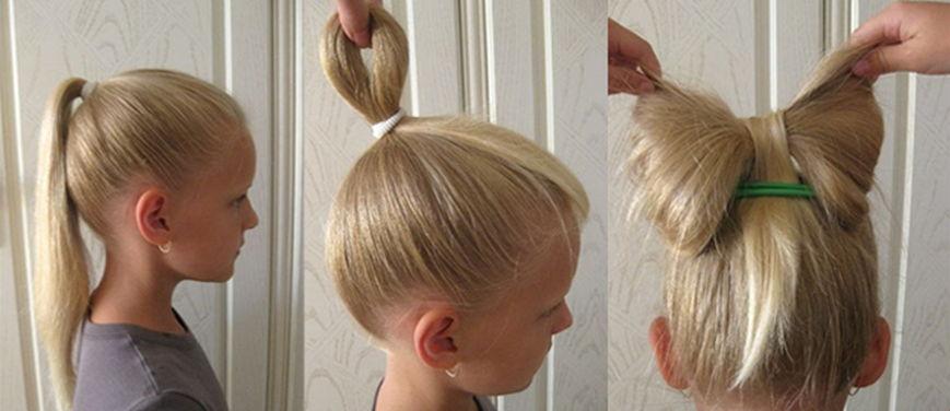 Причёски детям 10 лет