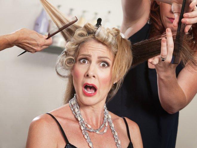 ужасы парикмахерских 2