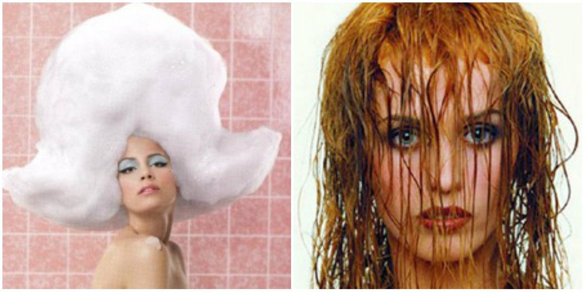 частое мытье головы