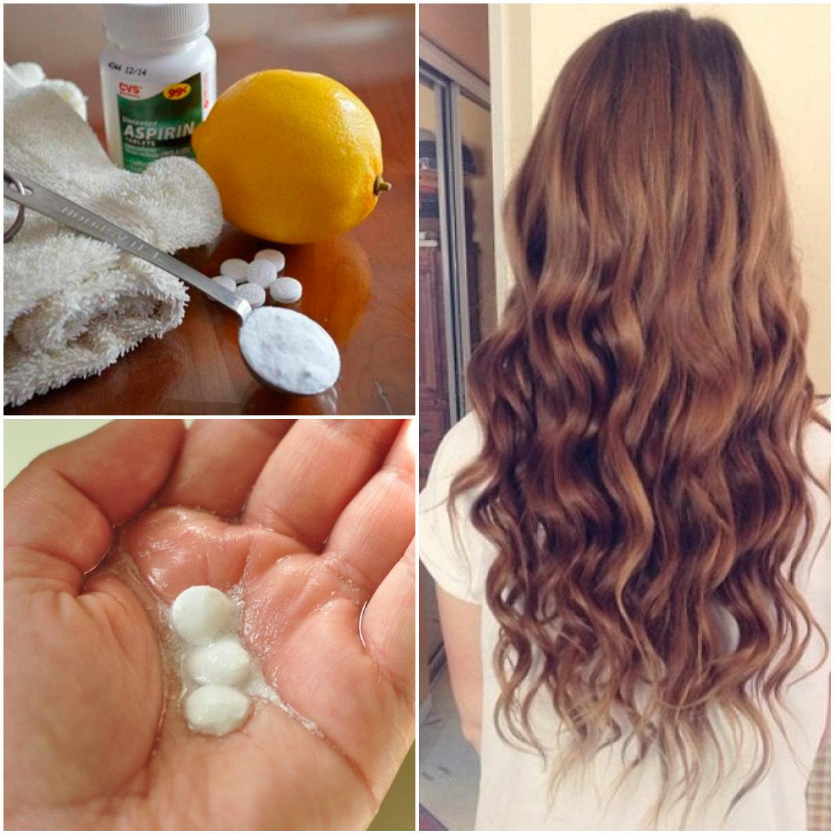 аспирин для волос фото 1