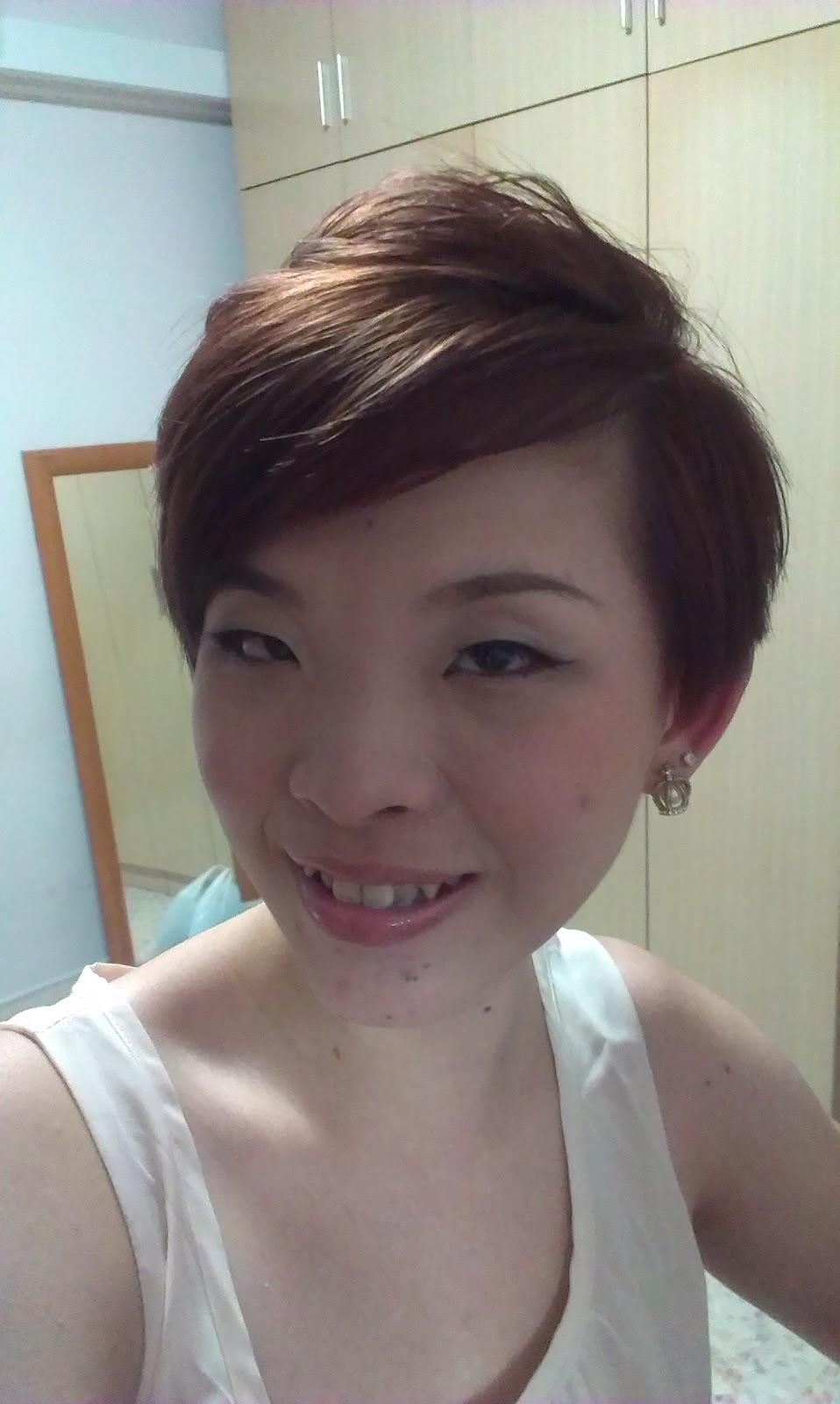 короткая стрижка и необычные черты лица 3