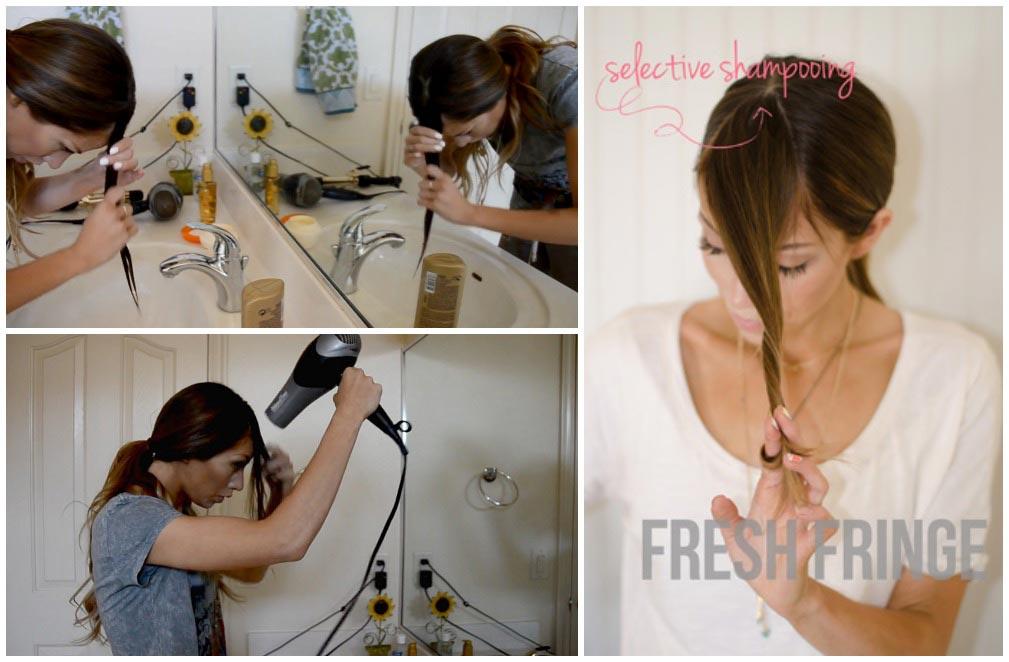 лайфхаки для волос фото 2