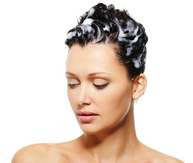 шампунь для коротких волос