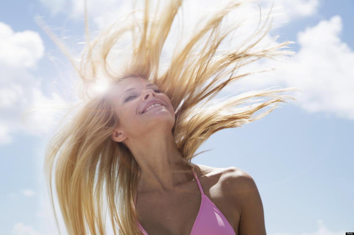 Летние средства для волос фото 3
