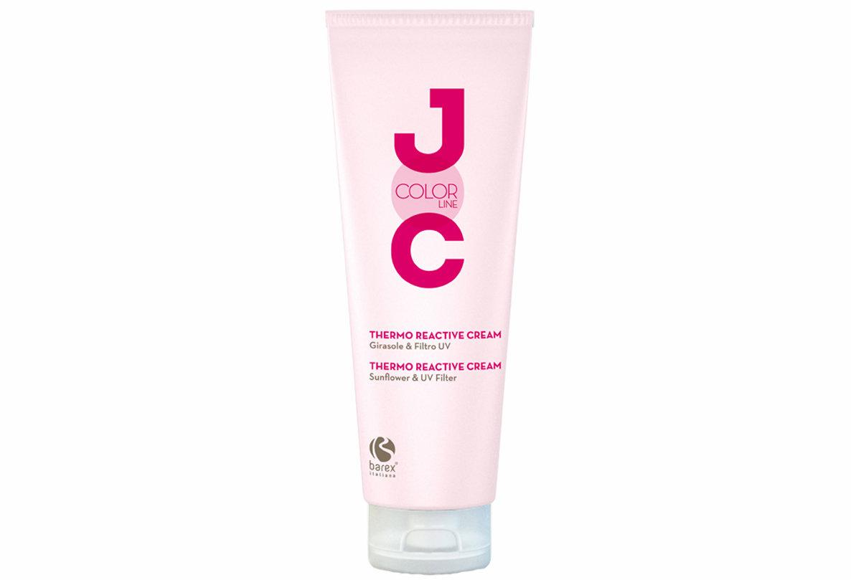 Термозащитный крем для волос Barex Joc Colour Line