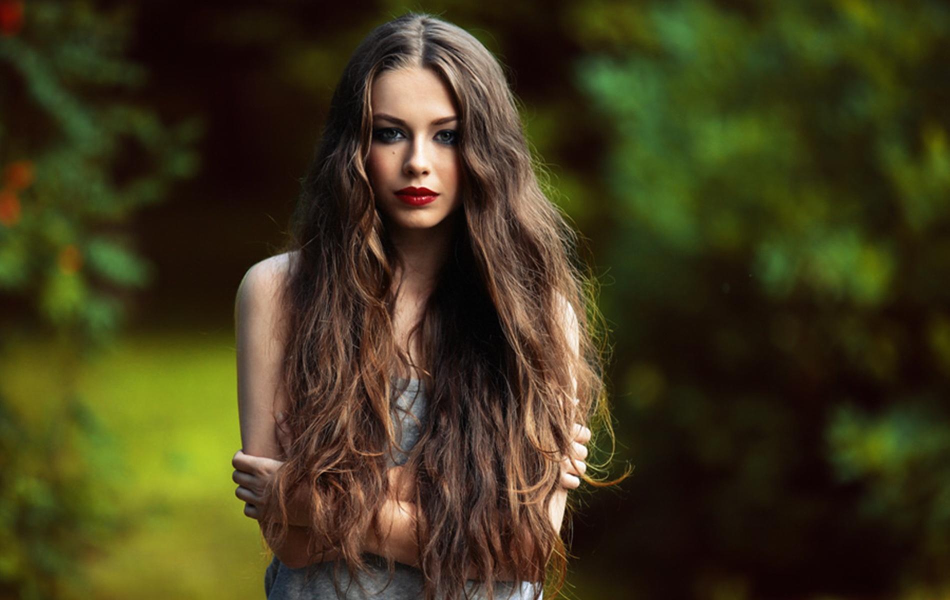 красивые волосы фото 1