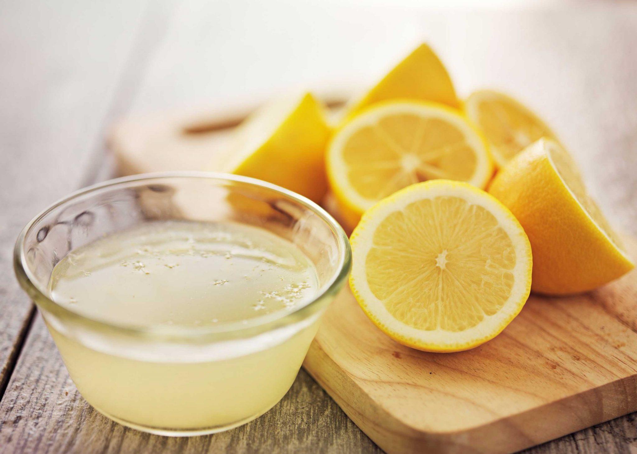 сок лимона для волос фото 1
