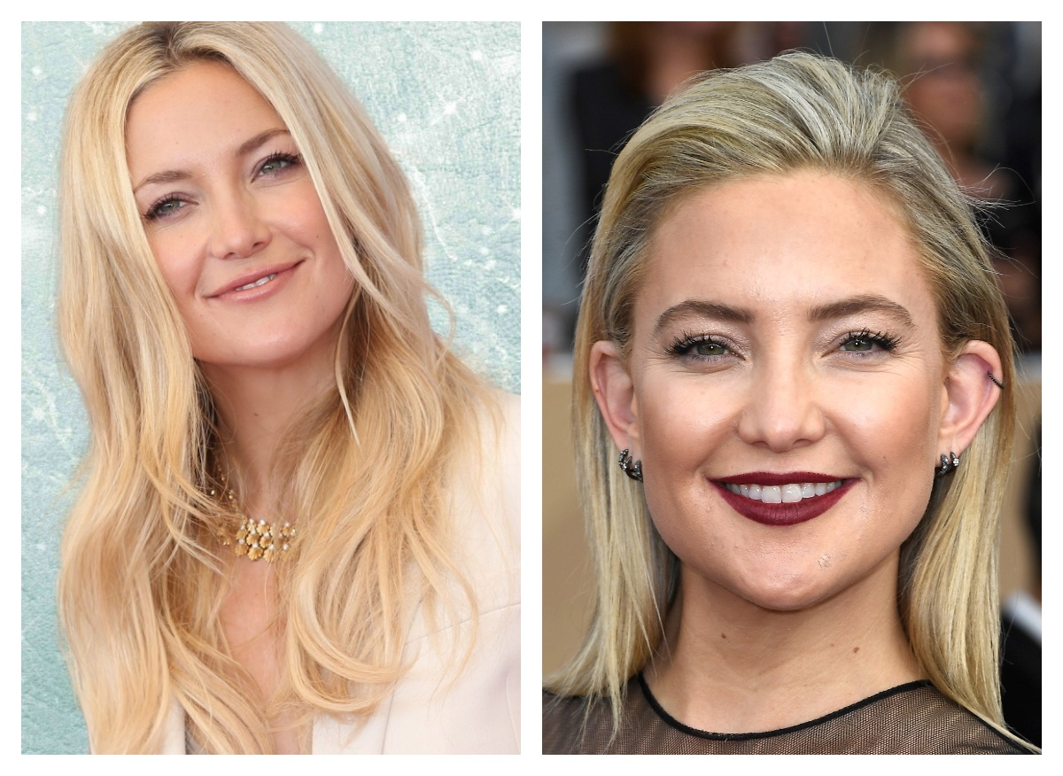кейт хадсон блонд