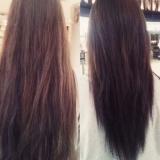 стрижка для длинных волос 1674