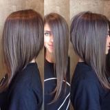 стрижка на длинные волосы каскад1744