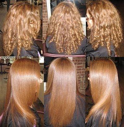Можно ли делать кератиновое выпрямление на тонких волосах
