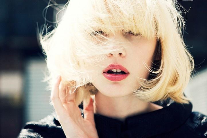 чтобы волосы не пушились 1