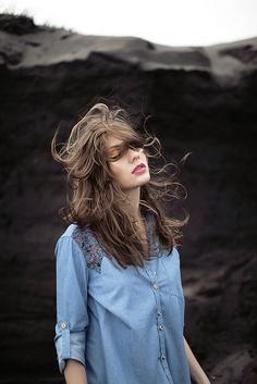 пушистые волосы 1