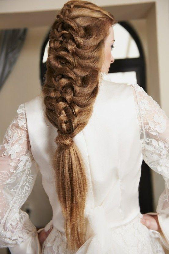 Свадебные прически на длинные волосы 45 фото Подбор