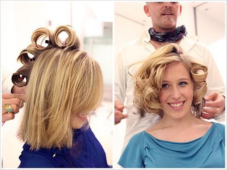 Как и чем накрутить волосы в домашних условиях 752