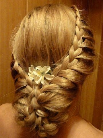 greece hair braid