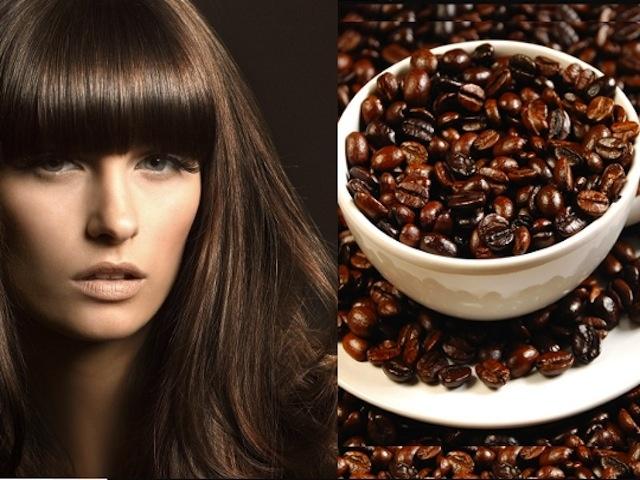 Маска для волос с кофейной гущей