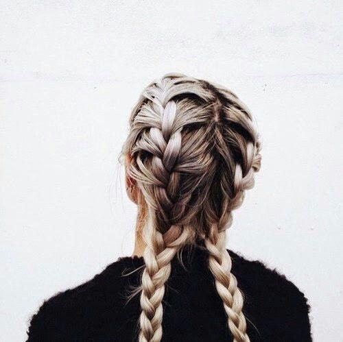 французская коса прическа за 5 минут фото 8