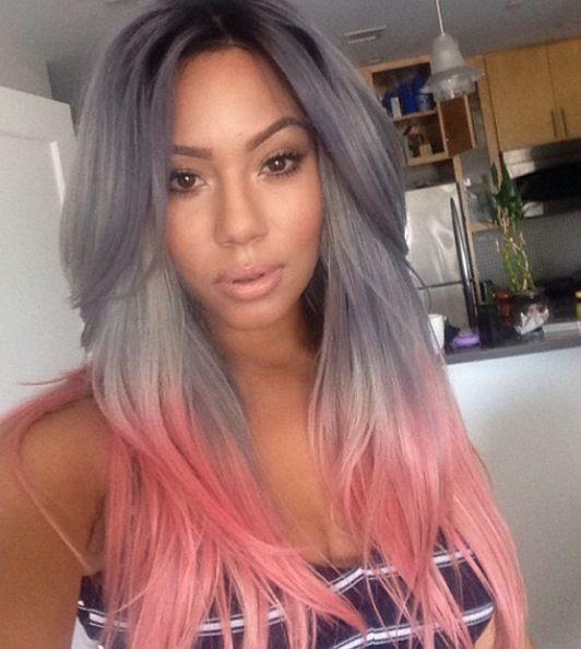 седой цвет волос фото 3