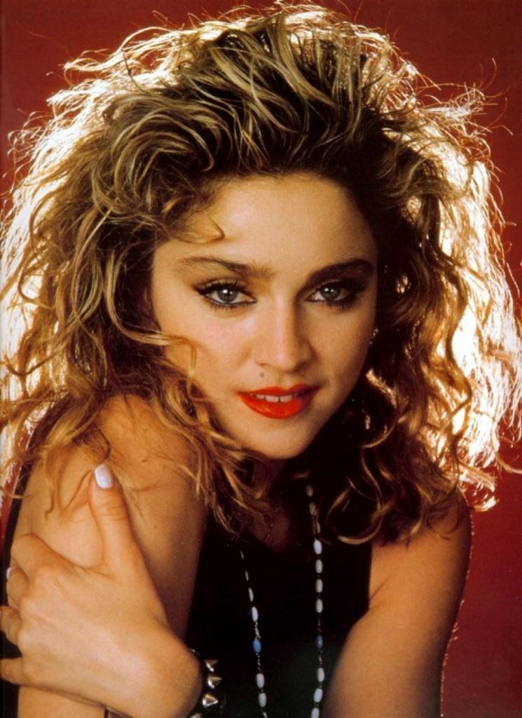 Прически Мадонны