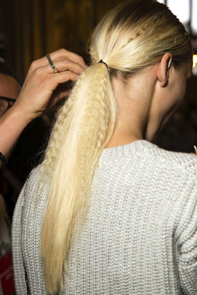 прическа на длинные волосы фото 7