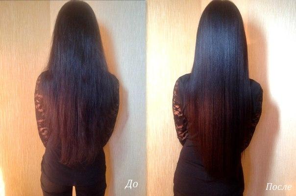 Глазурирование волос отзывы