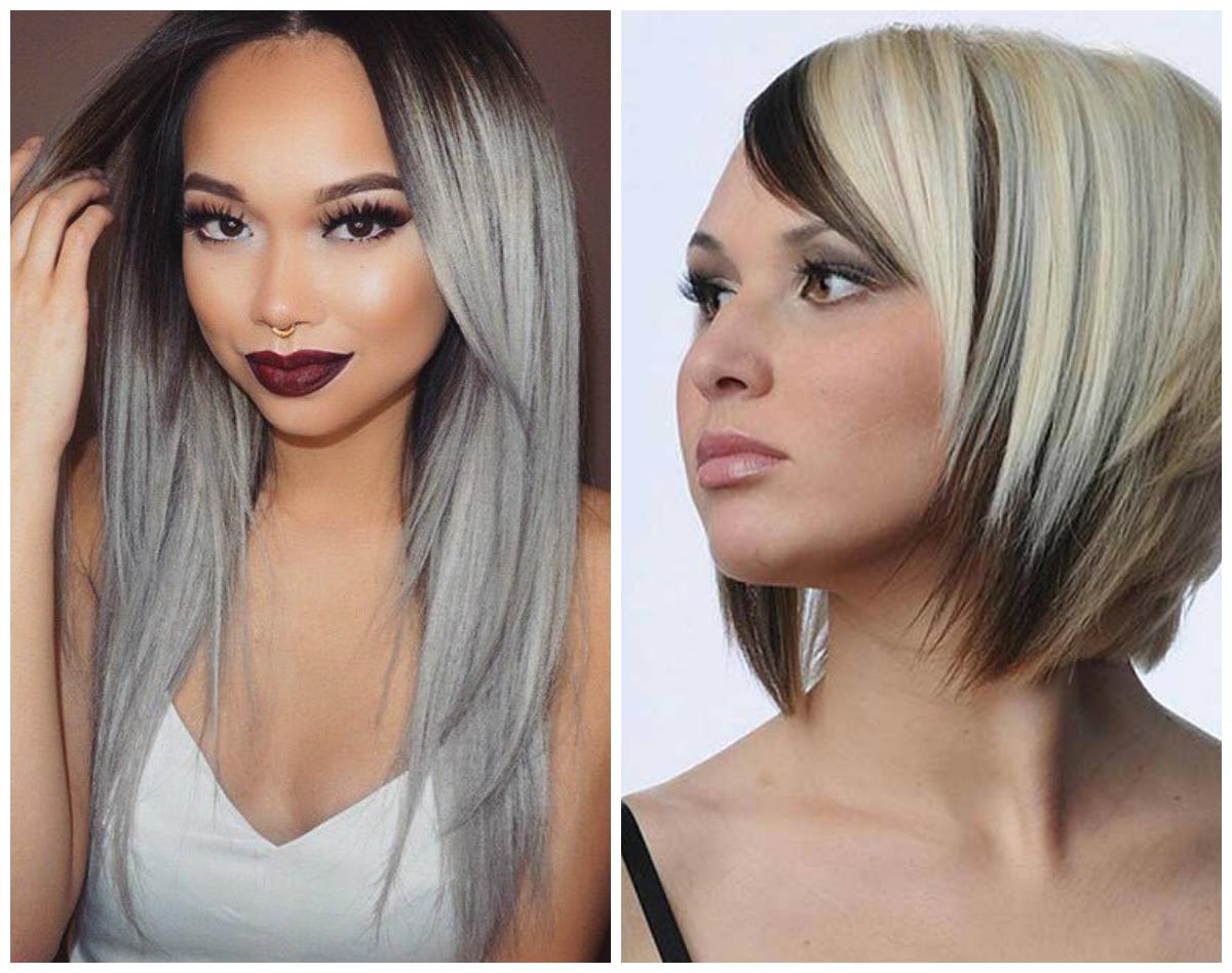 Покраска волос в два цвета: фото 8
