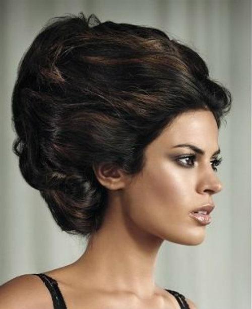Секреты укладки волос: объем