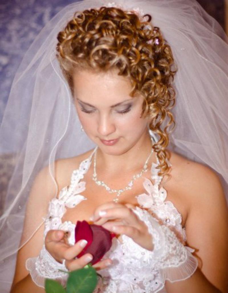 Устаревшие свадебные прически: фото 10