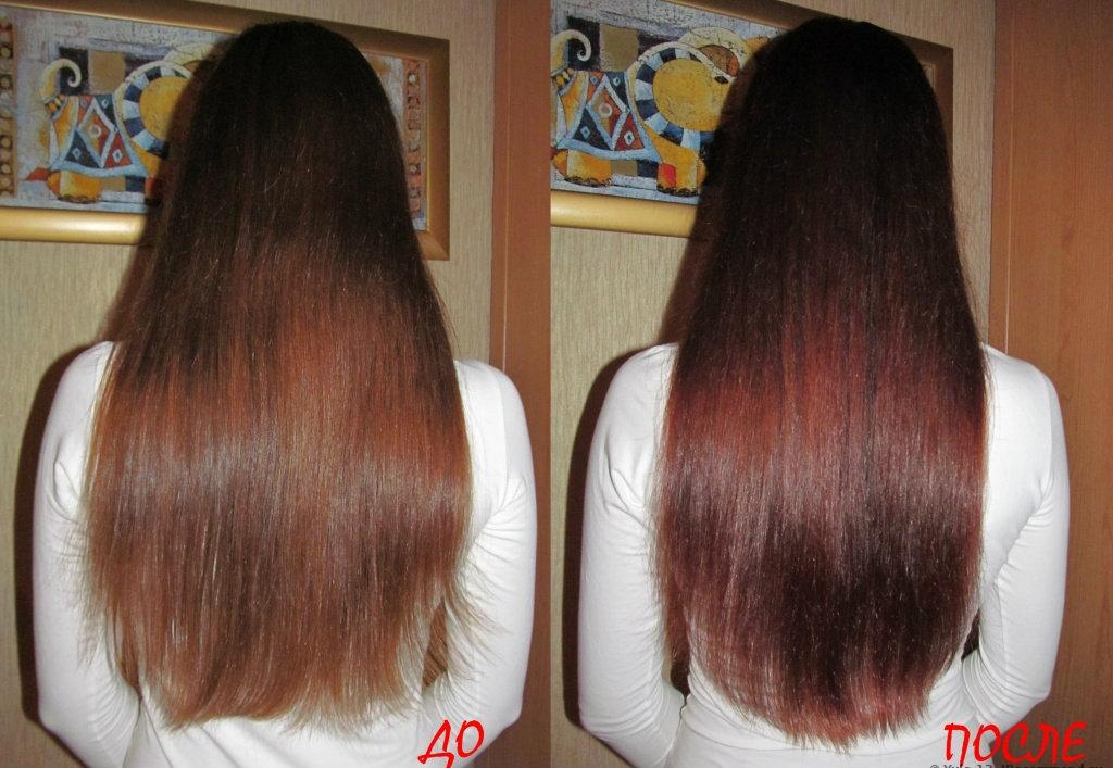 Вреден ли оттеночный бальзам для волос