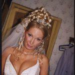 Свадебные прически, которые уже давно устарели