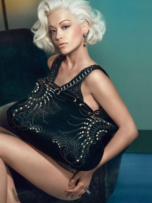 17 идеальных стрижек для блондинок: рита Ора