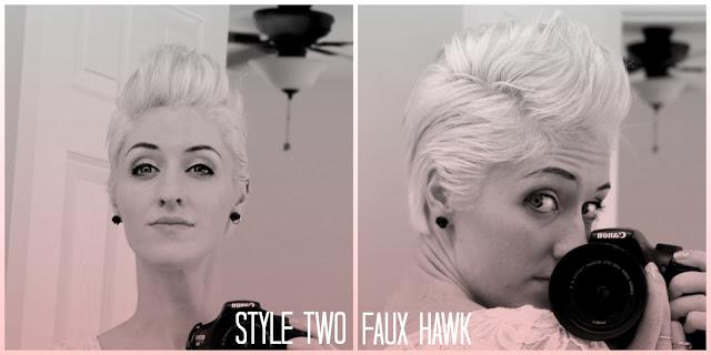 укладки для коротких волос: фото: 2