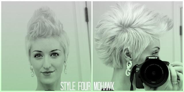 укладки для коротких волос: фото: 4