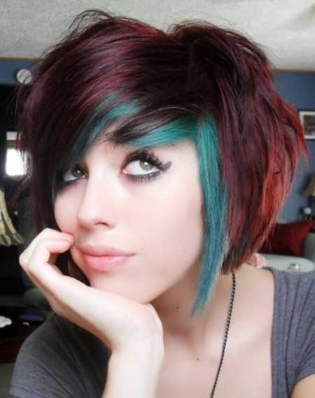 прически с помощью мелков для волос: фото 78