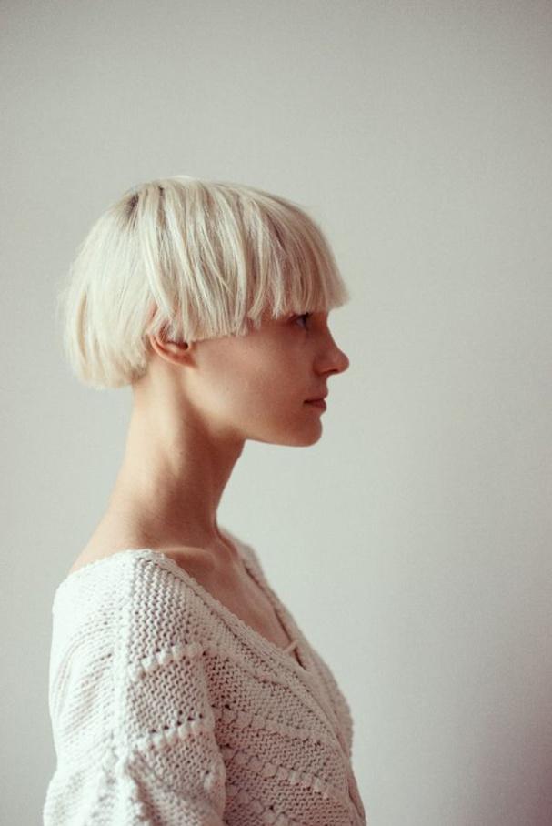 укладки для коротких волос: фото: 24