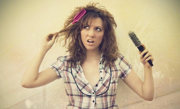 Сезонное выпадение волос осенью