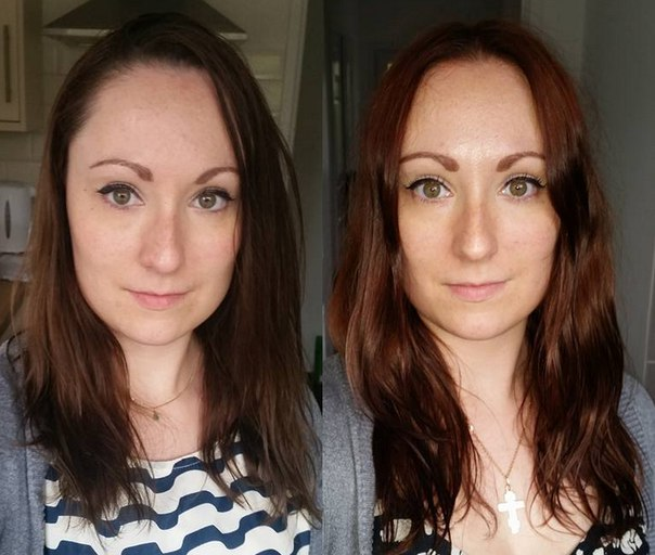 волосы без шампуня